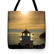 Trinidad Memorial Lighthouse Tote Bag