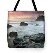 Trinidad Sunset Seascape Tote Bag