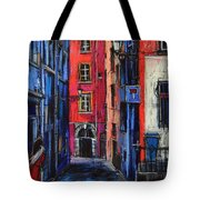 Trinite Square Lyon Tote Bag