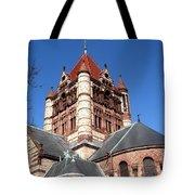 Trinity Church Boston Tote Bag