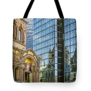 Trinity Church Tote Bag by Maria Coulson