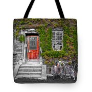 Trinity College Dorm - Dublin Ireland Tote Bag