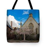 Trinity Courtyard Tote Bag