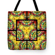 Trinity Crossroads Page Tote Bag