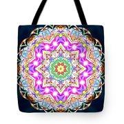 Trinity Of Light K2 Tote Bag