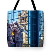 Trinity Reflections Tote Bag