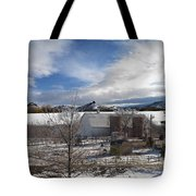 Trip To Baldwin City Kansas Tote Bag
