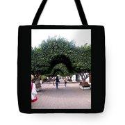Triple Arches Tote Bag