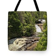 Triple Falls Tote Bag
