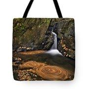 Triple Swirls Tote Bag