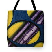 Tripping Pipe Tote Bag
