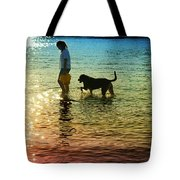 Tripping The Light Fantastic Tote Bag by Laura Fasulo