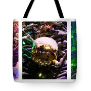 Triptych - Christmas Decoration - Featured 3 Tote Bag