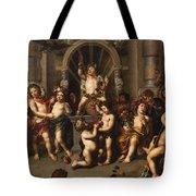 Triumph Des Bacchus Tote Bag