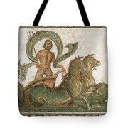 Triumph Of Neptune Tote Bag