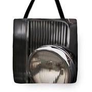 Triumph Roadster One Headlight Tote Bag