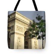 Triumphal Arc  Tote Bag