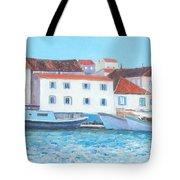Trogir Croatia Tote Bag