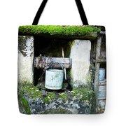 Troglodyte Well Tote Bag