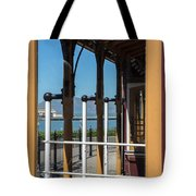 Trolley 28 Tote Bag