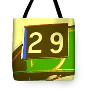 Trolley 29 Tote Bag