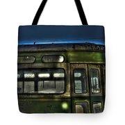 Trolley Windows Tote Bag