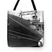 Troop Carrier Tote Bag