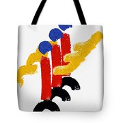 Trooping The Colour Tote Bag