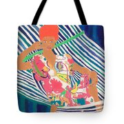Tropical Beauty  Tote Bag by Don Larison