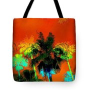Tropical Blend Tote Bag