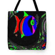Tropical Cave Fish 1 Tote Bag