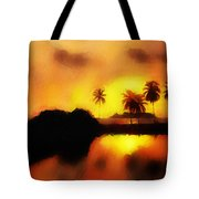 Tropical Delight Tote Bag