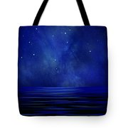 Tropical Dreams Wall Mural Tote Bag