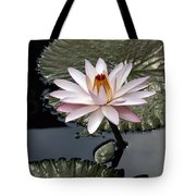 Tropical Floral Elegance Tote Bag