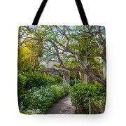 Tropical Garden. Mauritius Tote Bag