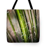 Tropical Grass Tote Bag