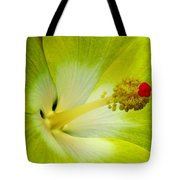 Tropical Hibiscus - Bonaire Wind 03a Tote Bag