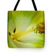 Tropical Hibiscus - Bonaire Wind 06a Tote Bag