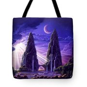 Tropical Hideaway Tote Bag