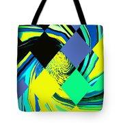 Tropical Impressions Tote Bag