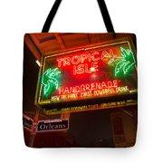 Tropical Isle Nola Style Tote Bag