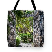 Tropical Light Tote Bag
