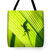 Tropical Living Tote Bag