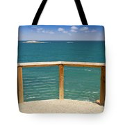 Tropical Lookout Tote Bag