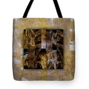 Tropical Panel Number Two Tote Bag