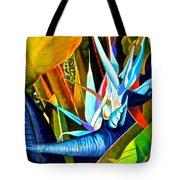 Tropical Paradise Tote Bag by Susan Robinson
