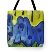 Tropical Rain Tote Bag