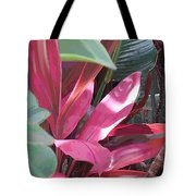 Tropical Spice Tote Bag