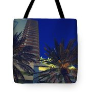 Tropical Spot Tote Bag