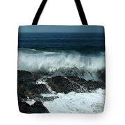 Tropical Storm Marie  Tote Bag